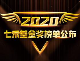 【重磅】2020七禾基金奖榜单公布!
